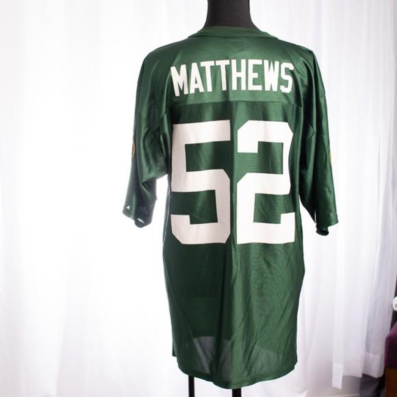 purchase cheap 95010 e36ca Clay Matthews NFL jersey